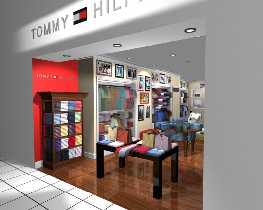 LED Lights for Clothing & Accessories stores._Manufacturer for